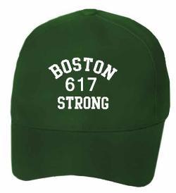 BeWild  - Boston Strong 617 Baseball Hat