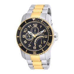 Invicta - Mens Dial Two-Tone Sport Watch