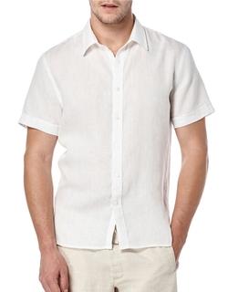 Perry Ellis - Linen Sportshirt