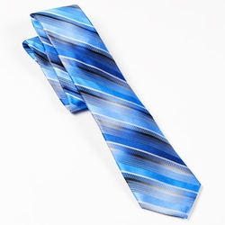 Van Heusen  - Mason Shaded-Striped Tie
