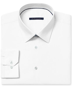 Elie Tahari  - Solid Dress Shirt