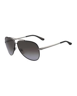 Salvatore Ferragamo - Aviator Sunglasses