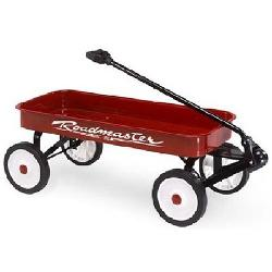 """Roadmaster - Pacific Cycle 34"""" Steel Wagon by Roadmaster"""