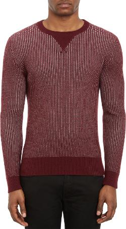 Todd Snyder - Waffle-Knit Sweater