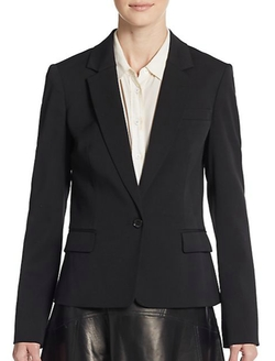 Michael Kors - Stretch-Wool Blazer