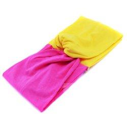 Eubuy - Wide Stretch Knot Twist Headband