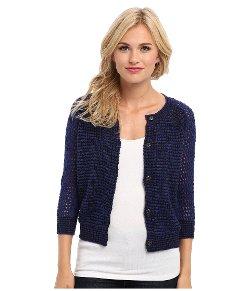 Unionbay  - Sheila Open-knit Cardigan