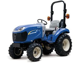New Holland - Boomer Compact Tractors