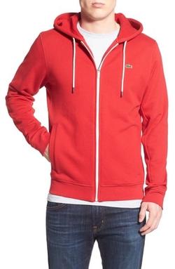 Lacoste - Front Zip Hoodie Jacket