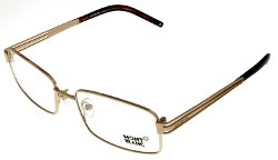 Mont Blanc - Rectangular Eyeglasses