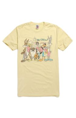 Junk Food  - Looney Tunes T-Shirt