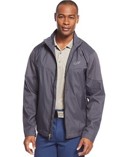 Greg Norman for Tasso Elba  - Full-Zip Golf Jacket