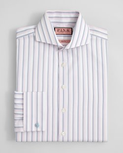 Thomas Pink - Cate Stripe Dress Shirt