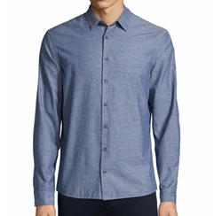 ATM - Chambray Long-Sleeve Shirt