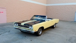 Plymouth  - 1969 GTX Convertible