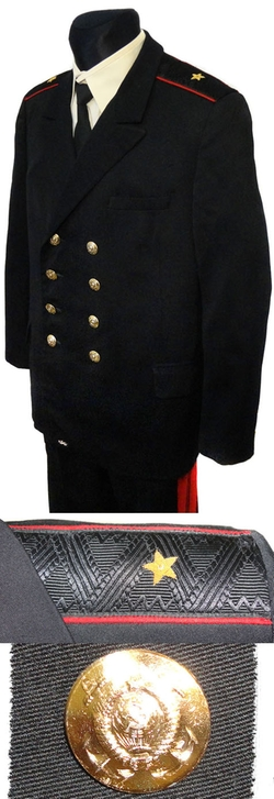 Soviet-Power - Soviet Generals Uniform