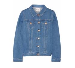 MIH Jeans - Straight Stretch-Denim Jacket