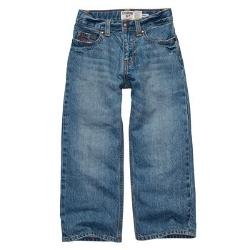 Oshkosh  - Loose Jeans-Letterman Wash