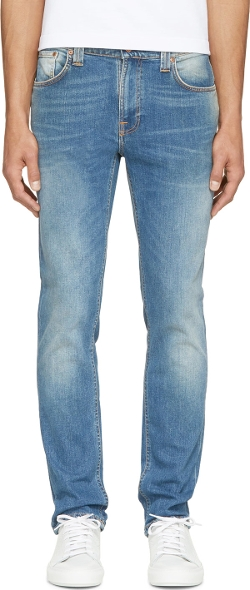 Nudie Jeans - Faded Thin Finn Jeans