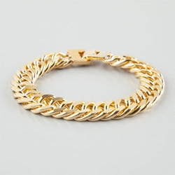 The Gold Gods - Cuban Link Bracelet