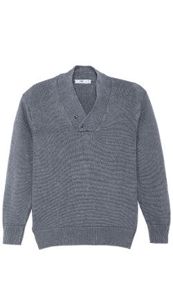 Inis Meain - Crossover Pullover