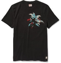 M.Nii - Cocoa Palms Printed Cotton-Jersey T-Shirt