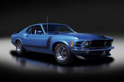 FORD - 1970 Mustang Boss 302