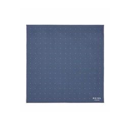 Planet - Silk Twill Pocket Square