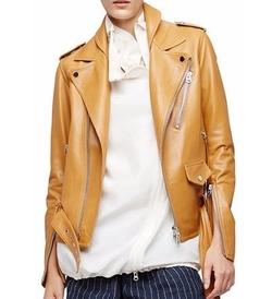 3.1 Phillip Lim - Leather Biker Jacket