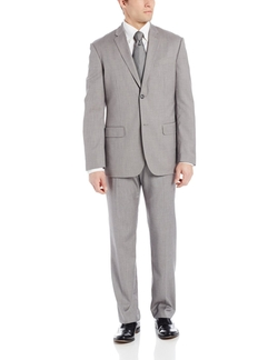 Perry Ellis - Texture Pvl Suit Jacket