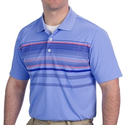 Adidas - Golf Climacool Multi-Stripe Polo Shirt