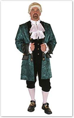 Heritage Costume - Johann Sebastian Bach Adult Costume