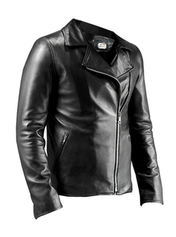 Sputer - Biker Leather Jacket