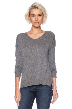 Kingsley - Cashmere Scoop Neck Sweater