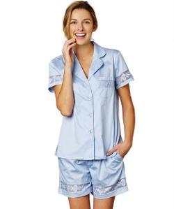 Julianna Rae  - Play Favorites Short Sleeve Cotton Pajama