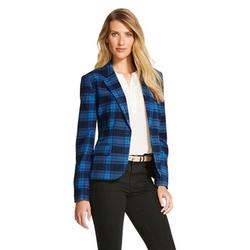 Merona - Plaid Tailored Blazer