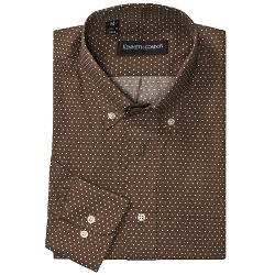 Kenneth Gordon - Long Sleeve Button-Down Shirt