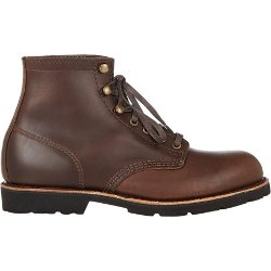 HH Brown Shoe Company - Lace-Up Eddard Boots