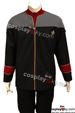 CosplaySky - Star Trek Nemesis Admiral