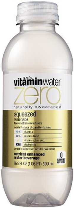Vitaminwater - Zero Squeezed Drink
