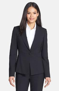 Hugo Boss - Jarina One-Button Suiting Jacket