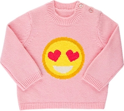 Barneys New York  - Emoji Sweater