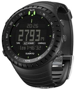 Suunto - Core All Black Military Edition