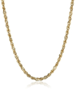 Amazon Curated Collection - Rope Chain Necklace