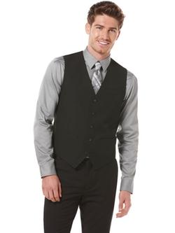 Perry Ellis - Solid Suit Vest