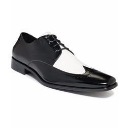 Stacy Adams - Atticus Wing-Tip Shoes