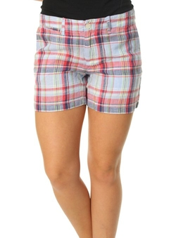 Ralph Lauren - Sport Plaid Shorts