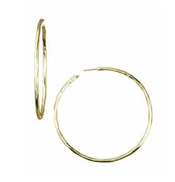 Ippolita  - Thin Glamazon Hoop Earrings