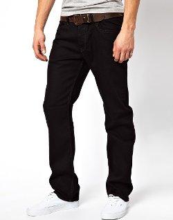 Diesel - Waykee 886Z Straight Fit  Jeans