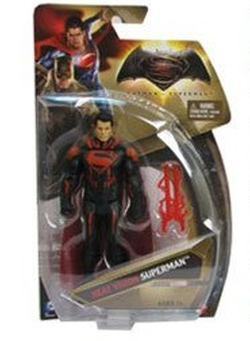 Mattel - Dawn of Justice Heat Vision Superman Figure